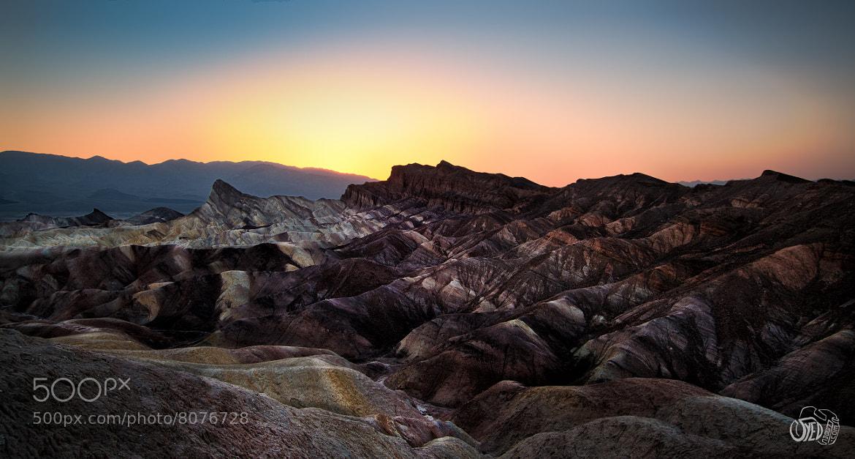 Photograph Zabriskie Point by Syed Abbas on 500px
