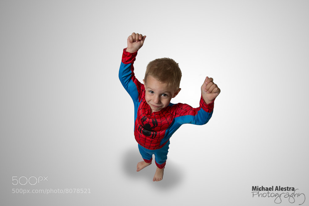 Photograph Superhero by Michael Alestra on 500px