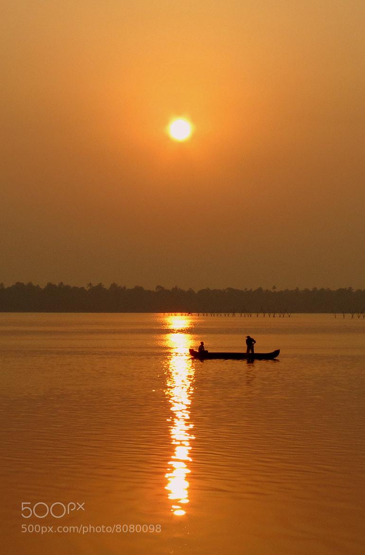 Photograph Wake up sid.. Get the net. We've crossed the sun by Venkitesh Harihara Sarma on 500px