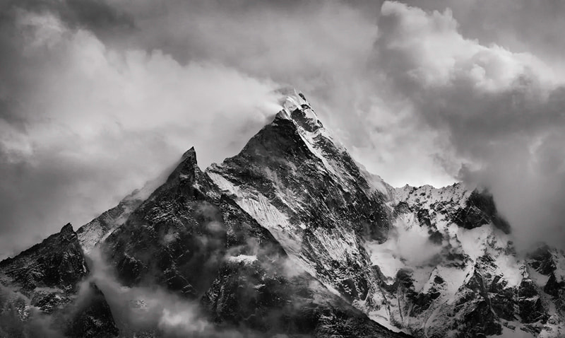 Photograph Ama Dablam North Face by Koveh Tavakkol on 500px