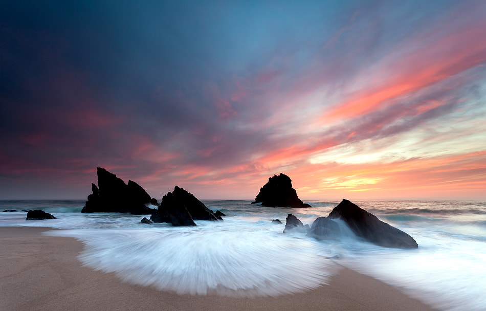 Photograph Beach of Dreams by Jorge  Feteira on 500px