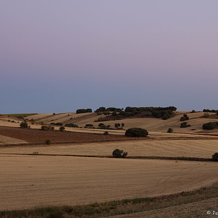 Sunrise in Segovia fields (2)