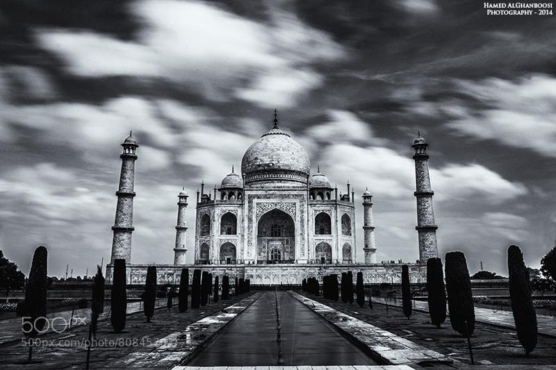 Photograph Taj Mahal - India by Hamed AlGhanboosi on 500px