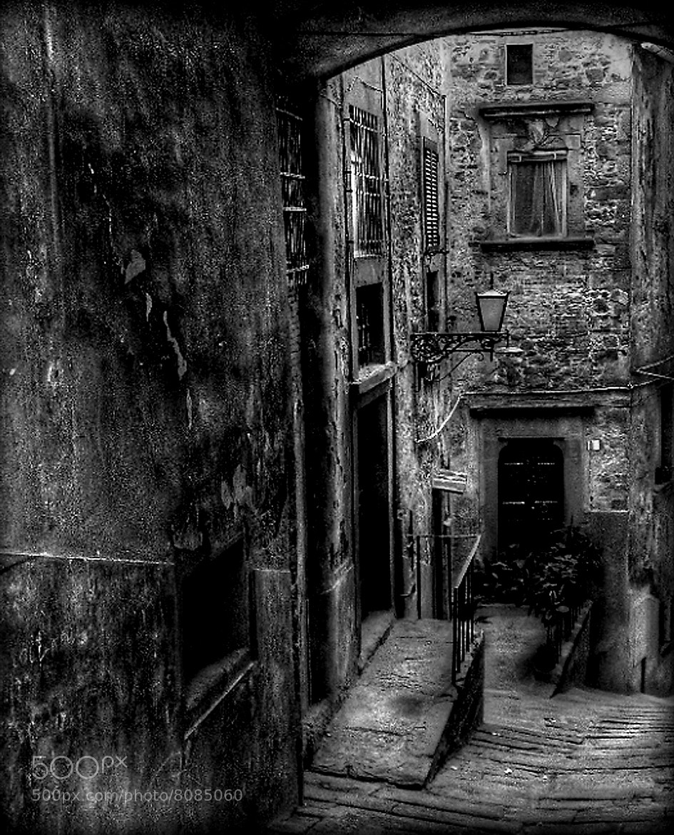 Photograph A Little Dark Italian Alley by Mark Luftig on 500px