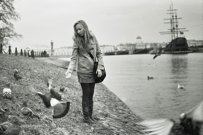 Photograph Aigul in St.Petersburg by Julia Imamutdinova on 500px