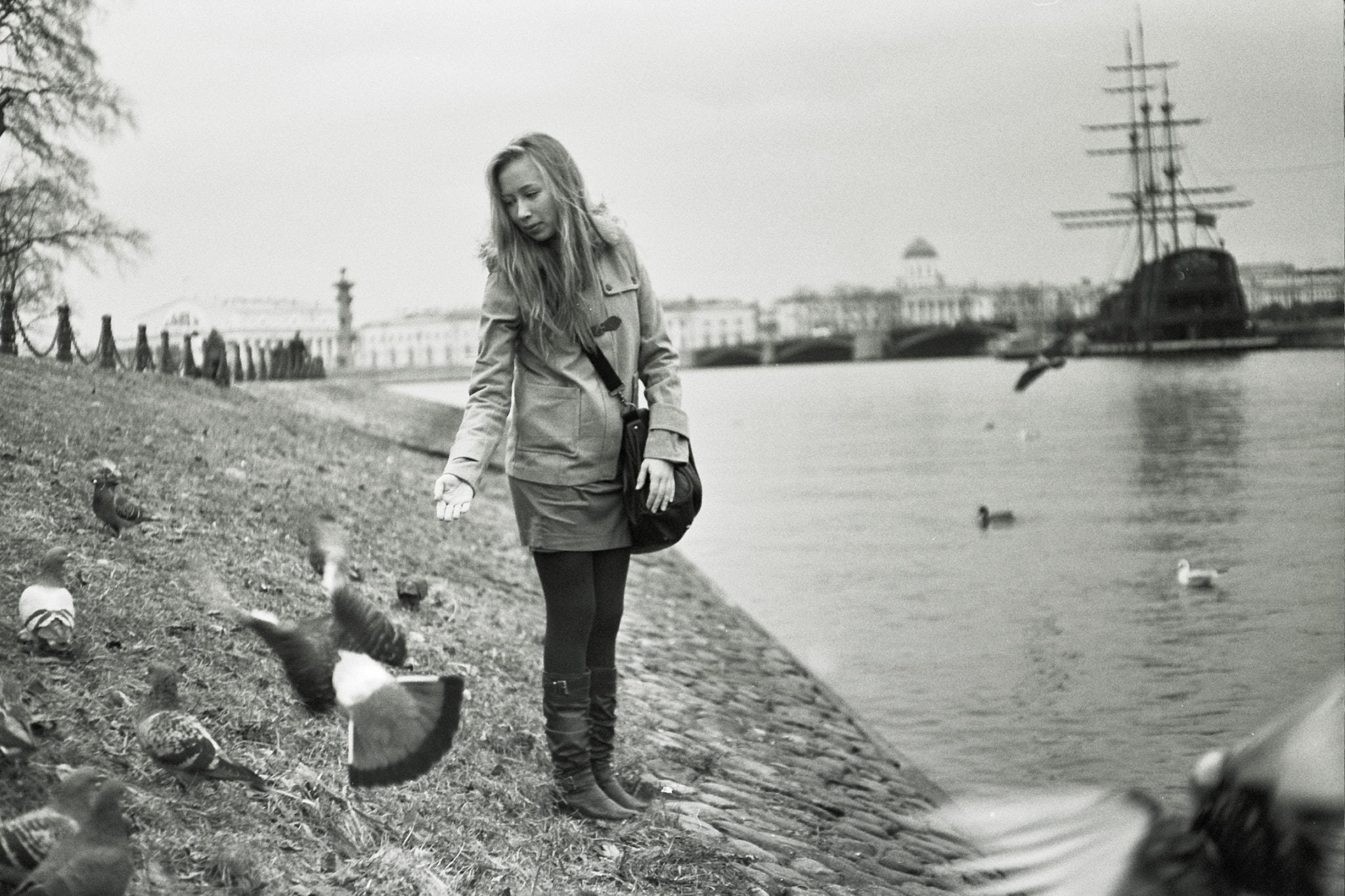 Photograph Aigul in St.Petersburg by Julia Imamutdinova on 500px