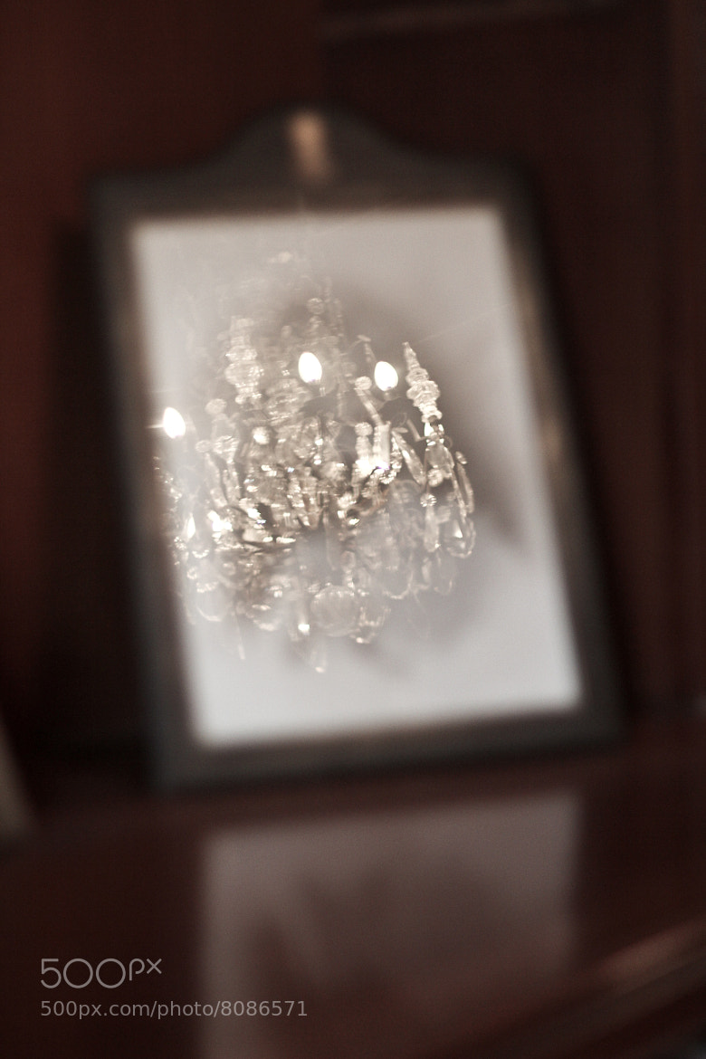 Photograph Reflection of chandelier by Farhan Lashari on 500px