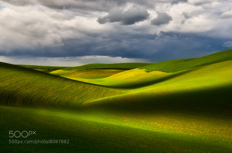 Photograph Spotlight Palouse by Nagesh Mahadev on 500px