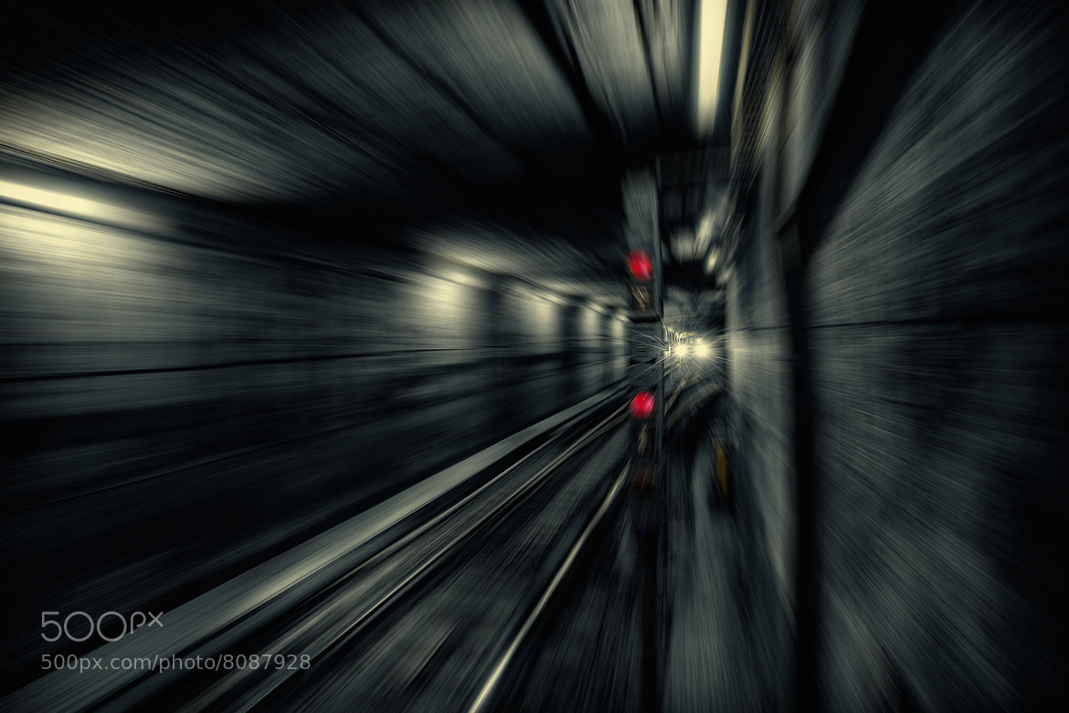 Photograph The Power of Speed by Roland Shainidze on 500px