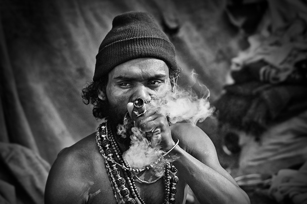 Photograph S A D H U by Rudra Mandal on 500px