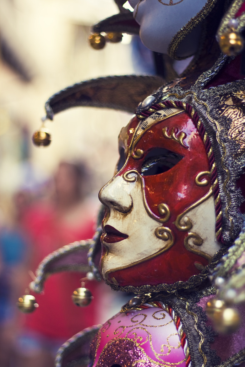 Photograph Venetian Mask by Vanessa Hernández Carvajal on 500px