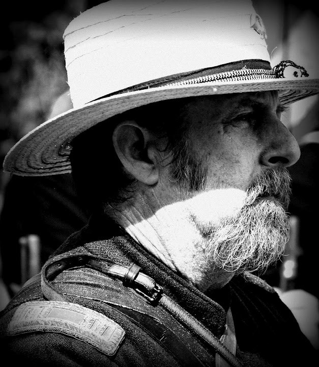 Photograph Civil War Man by Greg Maney on 500px