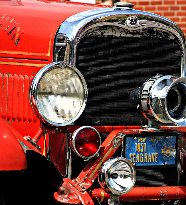 Photograph Fire Engine That Could by Greg Maney on 500px