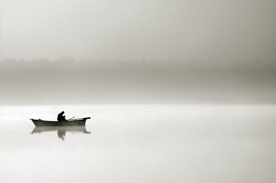 Photograph Silence by Marcin Sobas on 500px