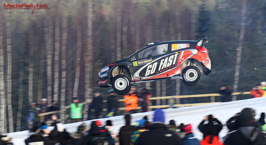 Photograph Rally of Sweden 2012 by Ilya Fedorov on 500px