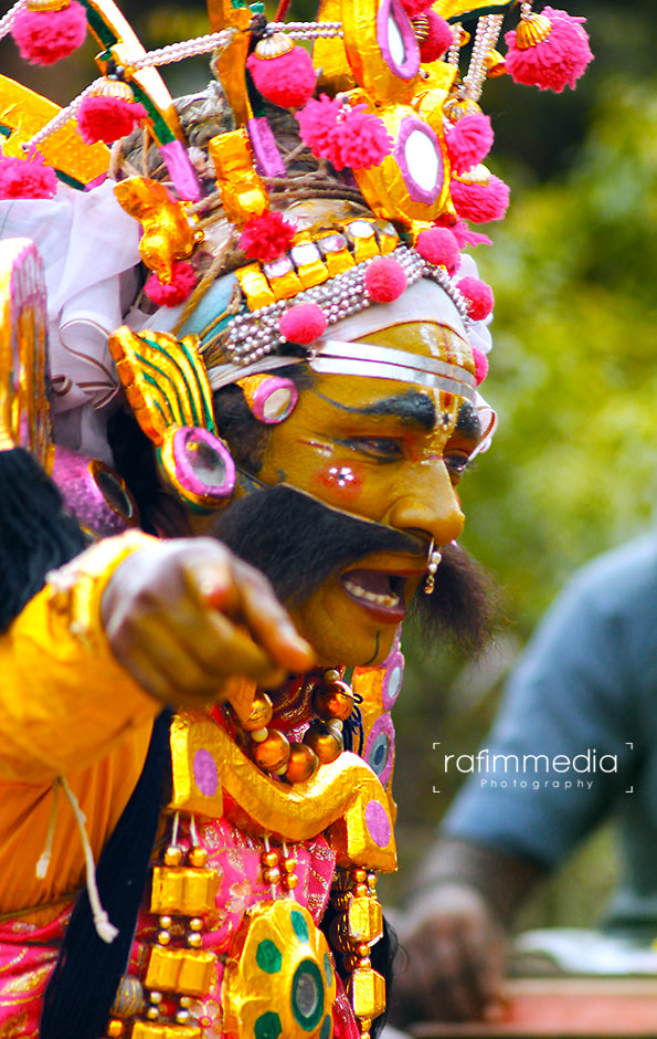 Photograph Indian Classical drama by Mohamed  Rafi on 500px