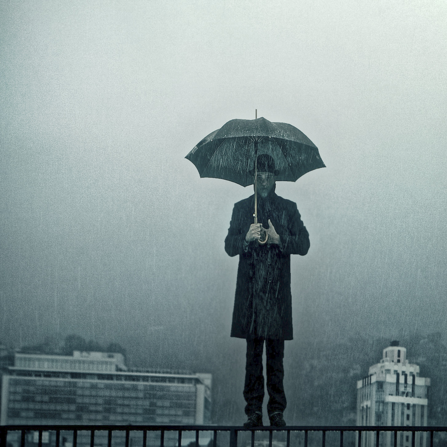 Photograph the Rain man goes to Hollywood by Brandon  Flowers on 500px