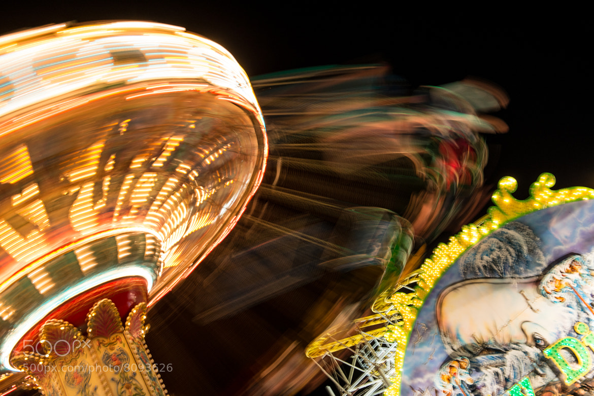 Photograph Swings by Mike Marano on 500px