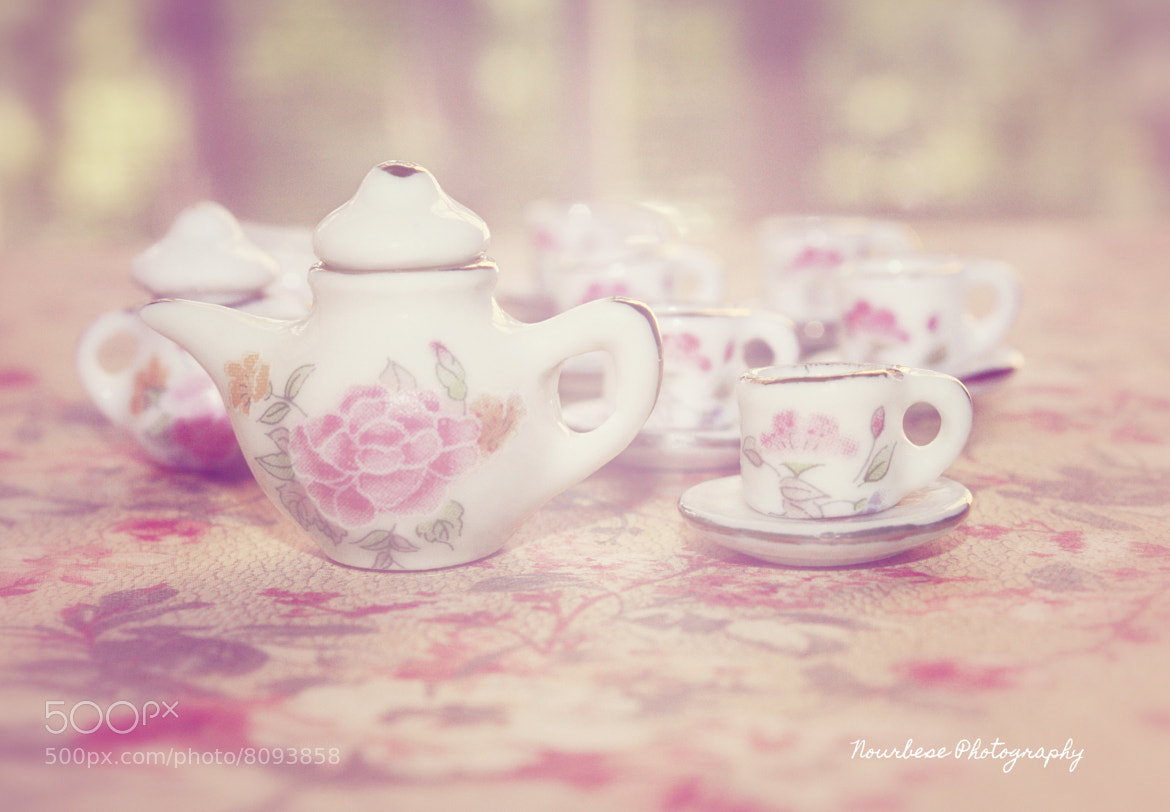 Photograph Tea Party by Marisa Nourbese on 500px