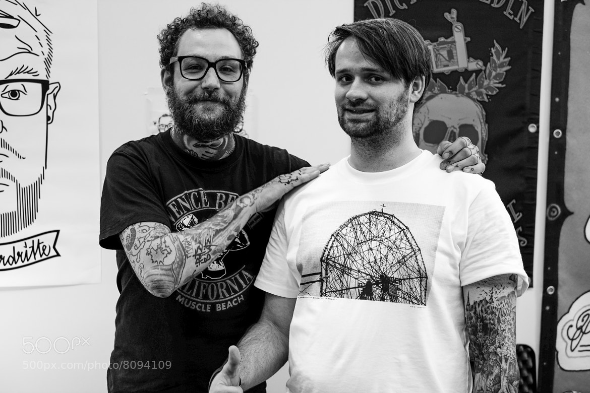 Photograph Klemens der Dritte and me by David Hellmann on 500px