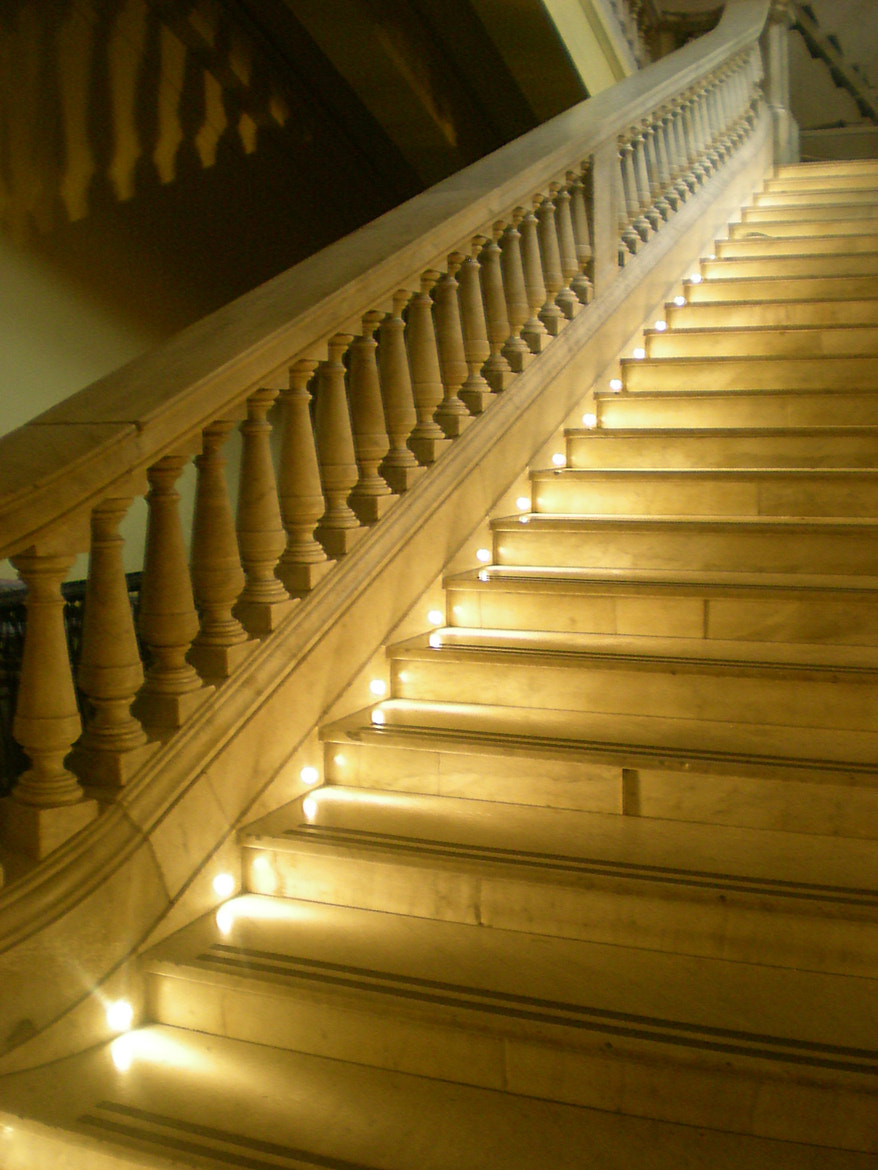 Photograph Honey stairs. by Anabella  on 500px