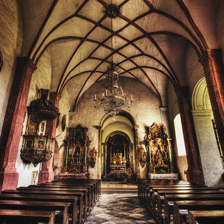 Church of Piber, Styria