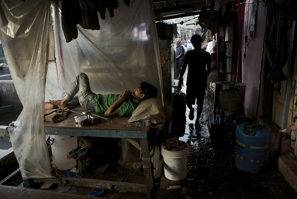 Photograph Near Quitting Time Dhobi Ghat 15-30 by Blindman shooting on 500px