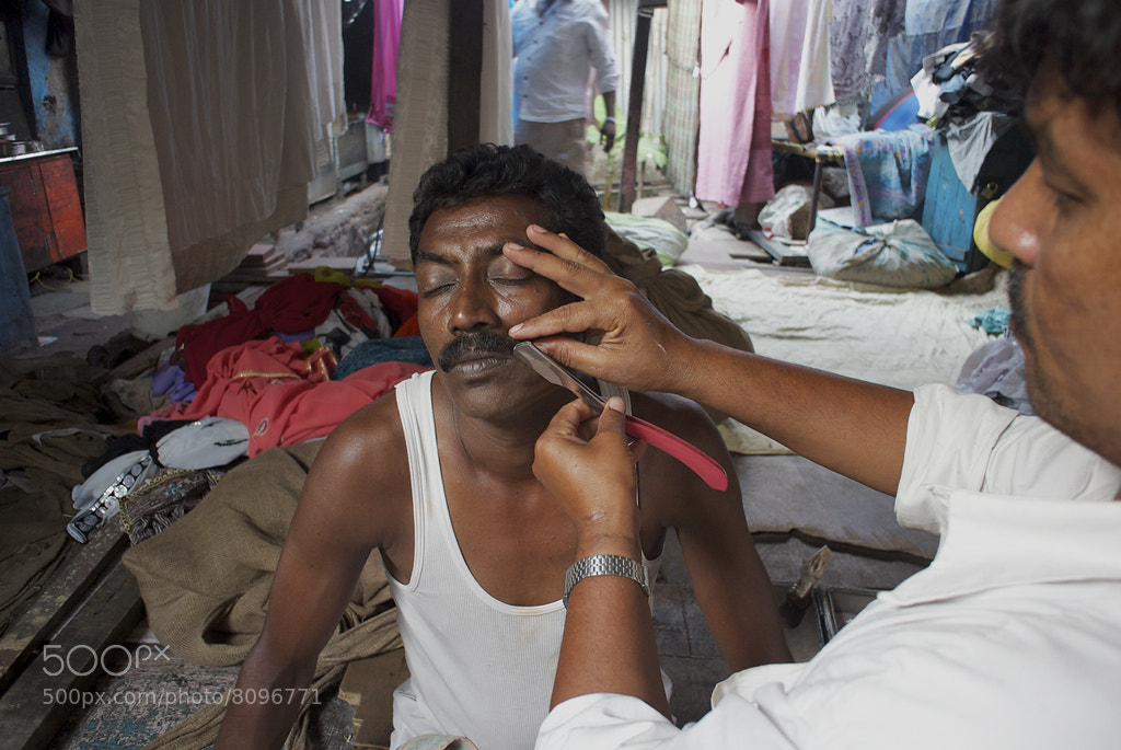 Photograph Getting Pretty  Dhobi Ghat 17-30 by Blindman shooting on 500px