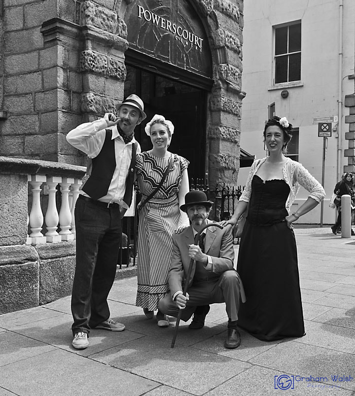Photograph Bloomsday by Graham Walsh on 500px