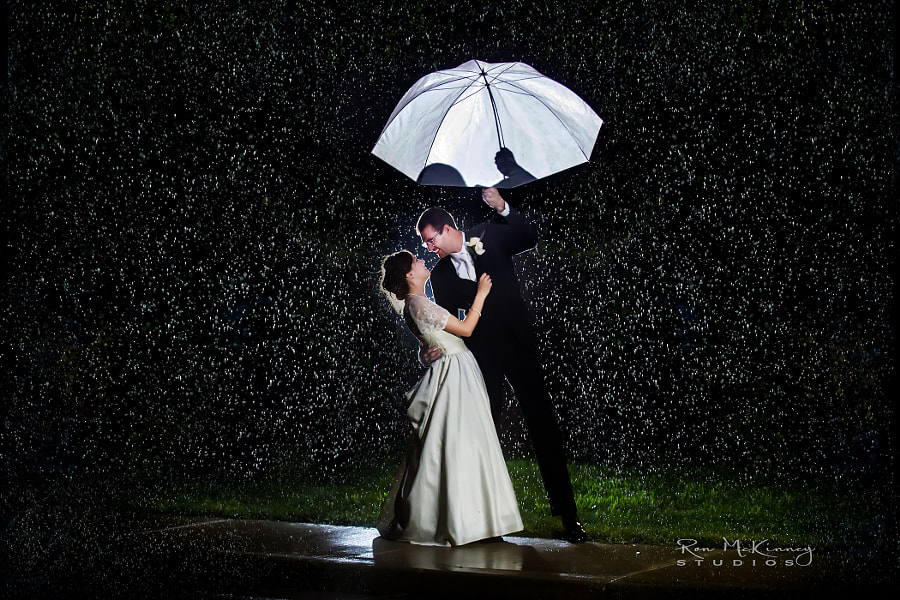 Love in the Rain by Ron McKinney on 500px