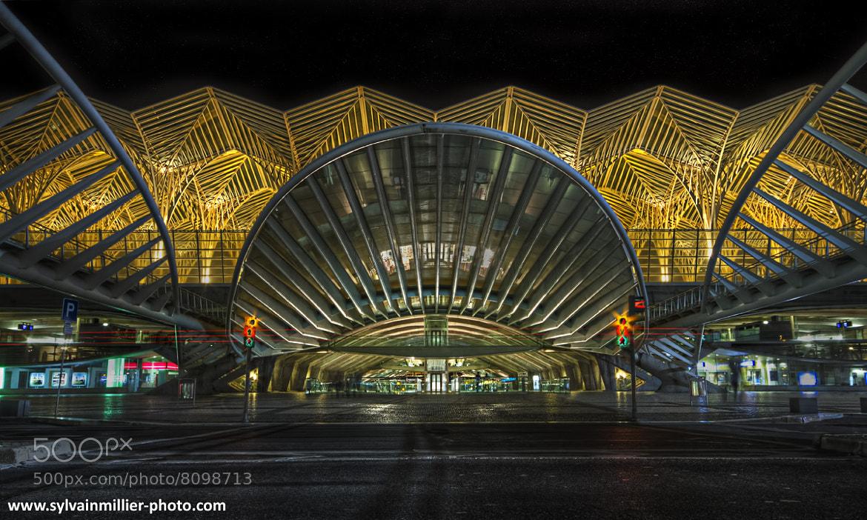 Photograph Centro Vasco de Gamma - Lisbon by Sylvain Millier on 500px
