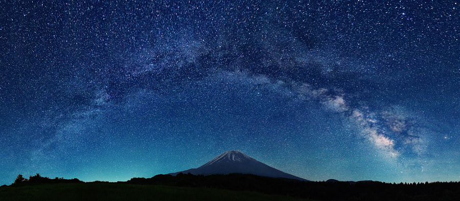 Photograph Across the Universe by Yuga Kurita on 500px