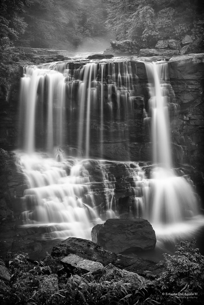 Photograph Blackwater Falls by Ernesto Del Aguila III on 500px