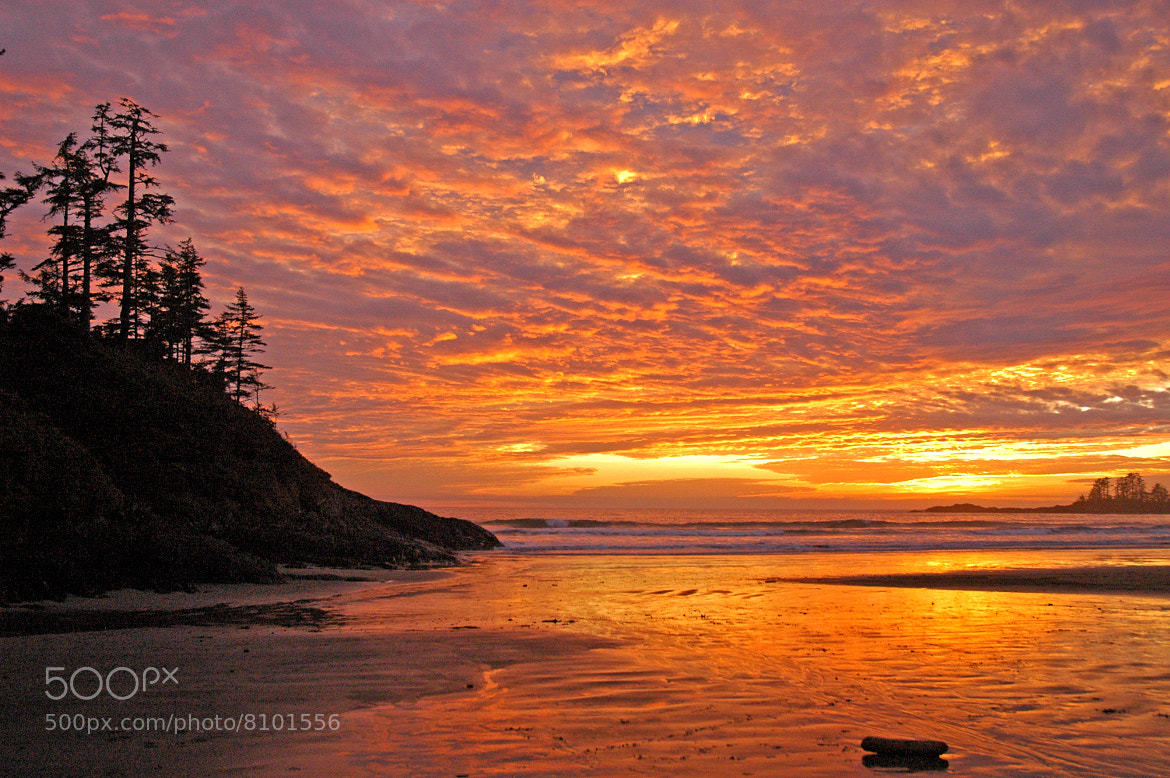 Photograph Rosie Bay sky by Duncan Speight on 500px