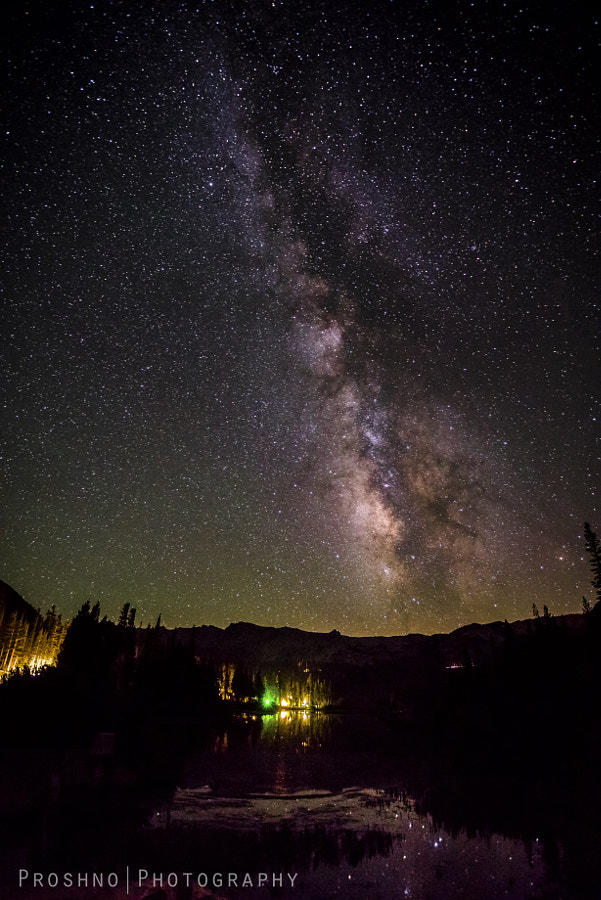 Milky Way - The home of all known living beings!