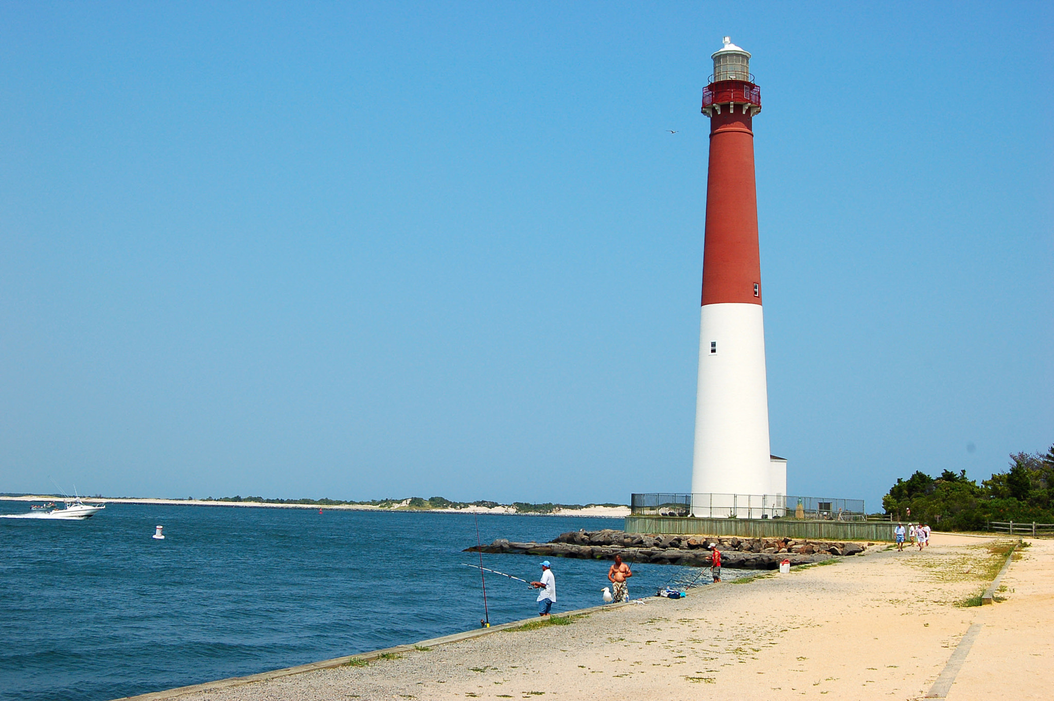 Photograph Barnegat Lighthouse, Long Beach Island, New Jersey by Scott Vrana on 500px