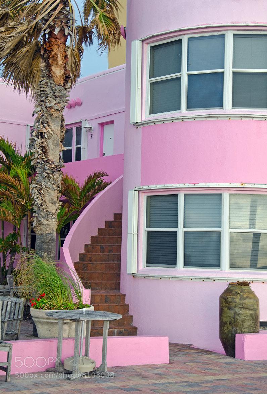 Photograph Hotel on the Hollywood Beach broadwalk by Scott Vrana on 500px