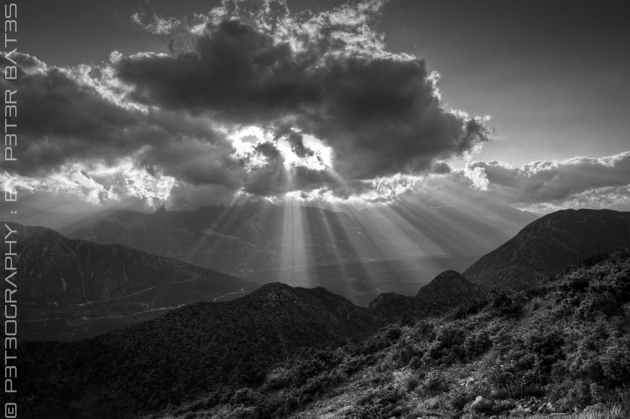 Photograph Strobe Valley by Peter Bates on 500px