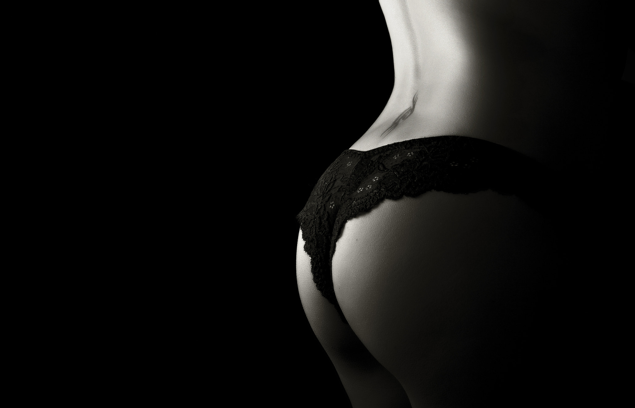 Photograph Black Lace by Stephen Haley on 500px