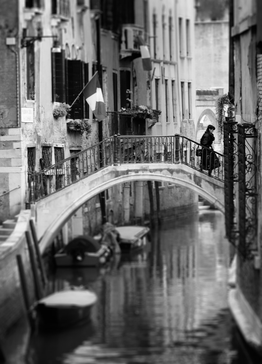 Photograph Escape from Venice by DOF Factory on 500px