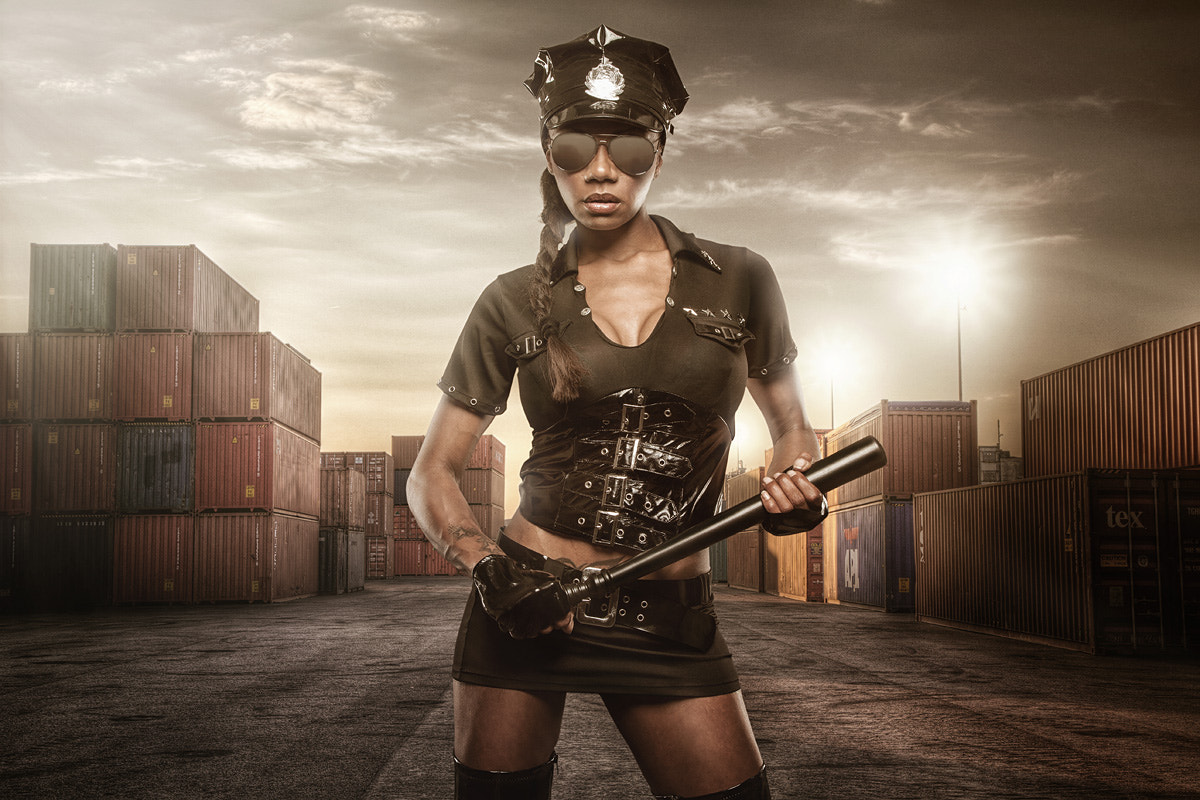 Photograph Officer by Calvin Hollywood on 500px