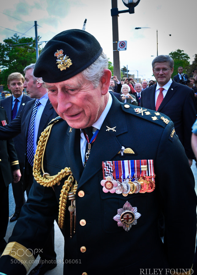 Photograph Prince Charles - Toronto by Riley Found on 500px