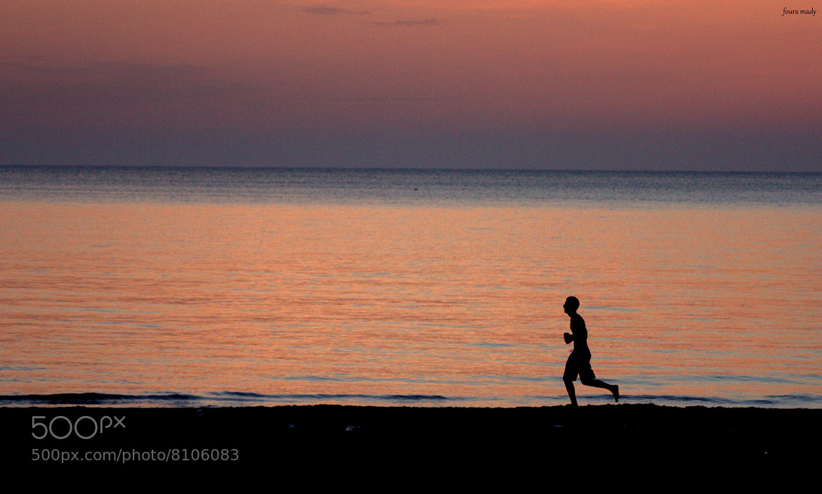 Photograph RUN JUST RUN by foura mady on 500px