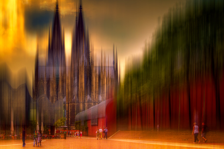 A walk to the Dom II