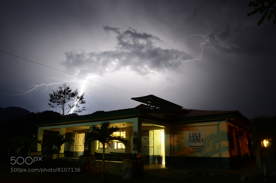Photograph Lightning Over Honduras by Andrew Friedrichs on 500px