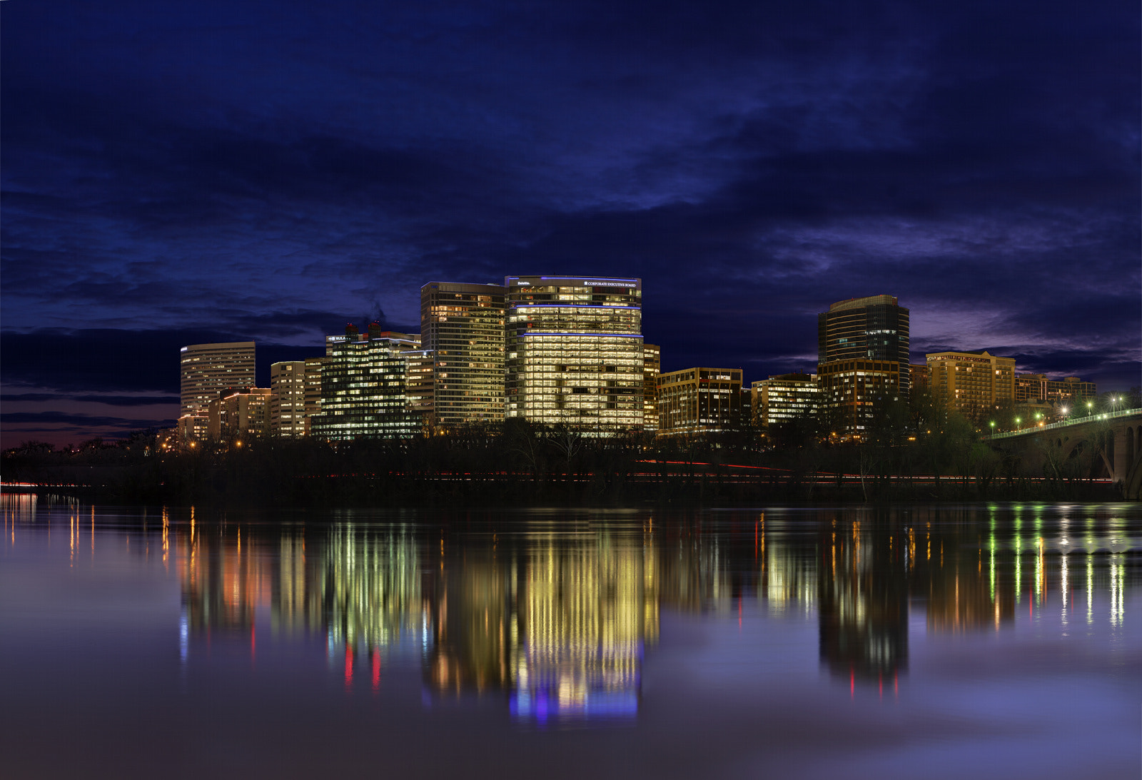 Photograph Rosslyn Skyline by Metro DC Photography on 500px