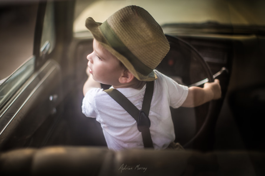 Photograph Great Grandpa's Truck by Adrian C. Murray on 500px