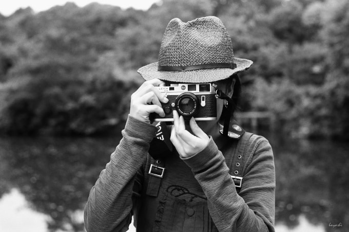 Photograph Leica girl ☆ by Genichi Hayashi on 500px