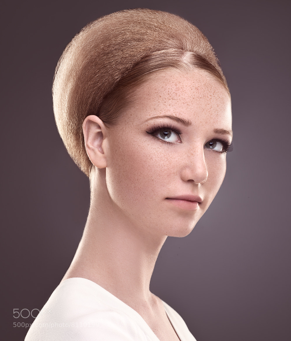Photograph Beauty Portrait by martin prihoda on 500px