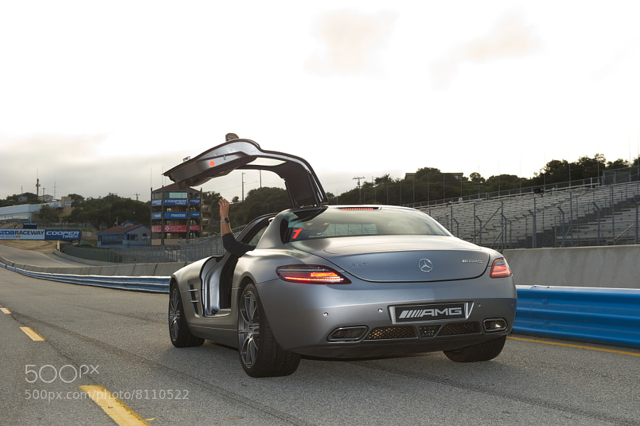 Photograph Mercedes SLS by Josh Rubin on 500px